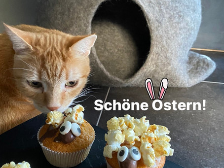 Frohe Ostern 🐣...