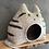 Thumbnail: LIZZY - Tiger mit offenen Augen
