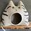 Thumbnail: POLLY - Tigerkatze mit offenen Augen