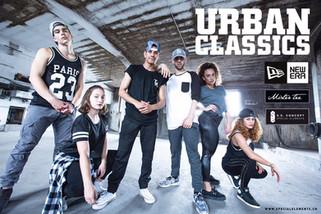 """Commercial """"Urban Classics"""""""