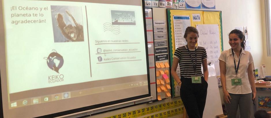 Presentation With Colegio Menor
