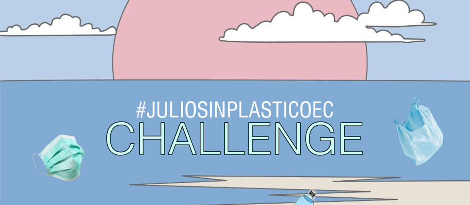 #JULIOSINPLASTICOEC Challenge