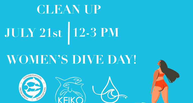 Pua'ena Point Reef Cleanup July 2018