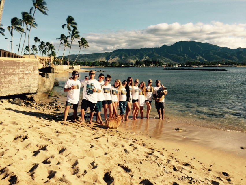 Natalie Parra Puena Point Reef And Beach Cleanup Keiko Conservation One Ocean Diving