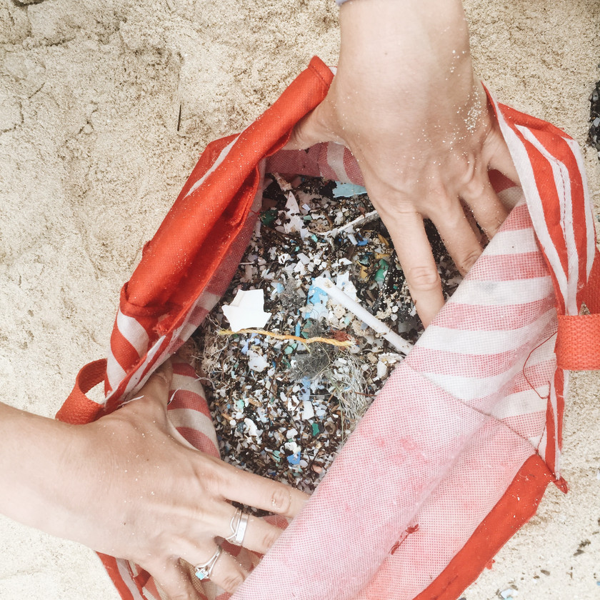 Microplastic Plastic Hawaii Seabirds Keiko Conservation One Ocean Conservation Water Inspired Beach Cleanup #nerdsagainstnurdles