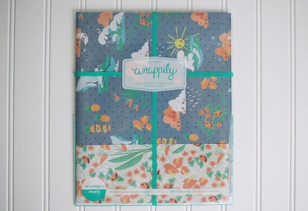 Sustainable Alternatives: Wrapping Paper