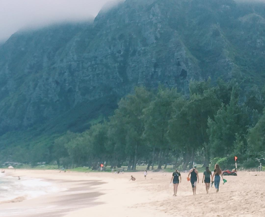 keiko conservation one ocean conservation water inspired microplastics #nerdsagainstnurdles clean up oahu