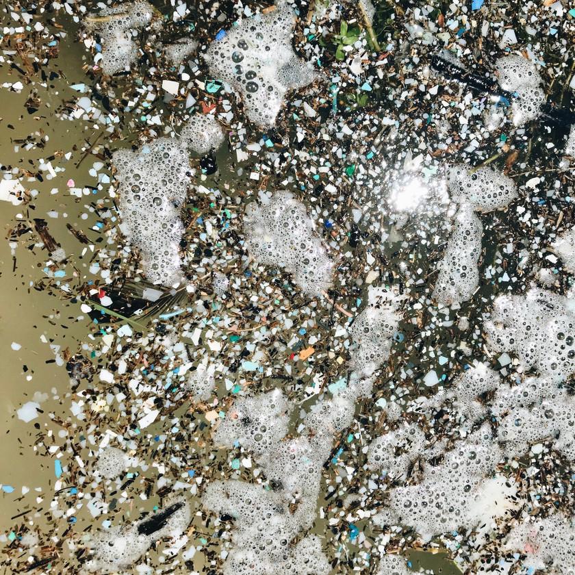 Microplastic Nurdles Hawaii gyres plastic pollution