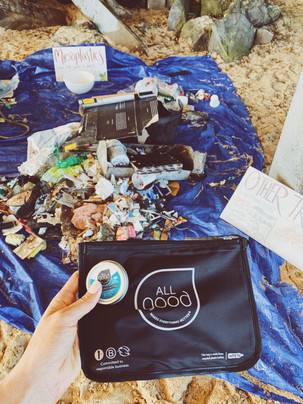 All Good Brand Keiko Conservation One Ocean Diving Water Inspired Reef And Beach Cleanup Makai Pier Hawaii
