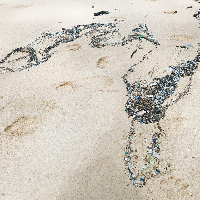 Plastic Hawaii Microplastic Ocean Conservation