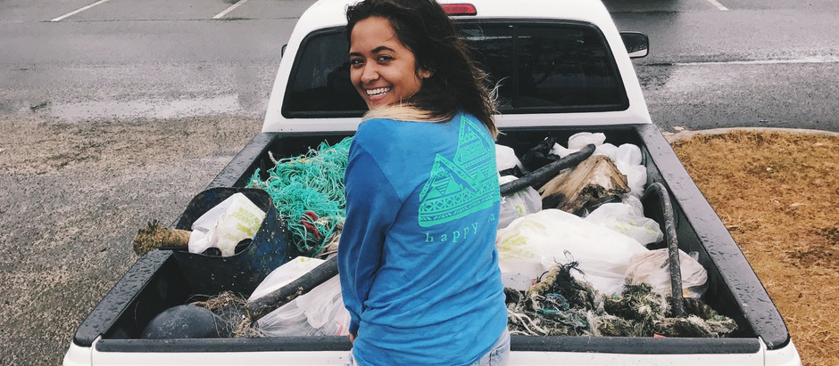 Laie Reef And Beach Cleanup