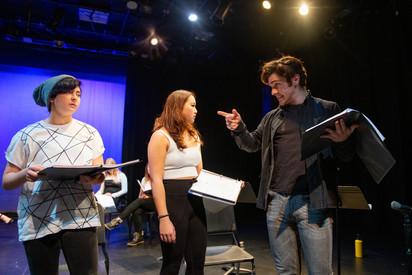 HEARTBEATS - a new musical by Emma Ashford