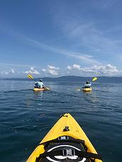 Medical Spanish kayaking