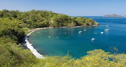 Gulf of Papagayo bay at Medical Spanish conference