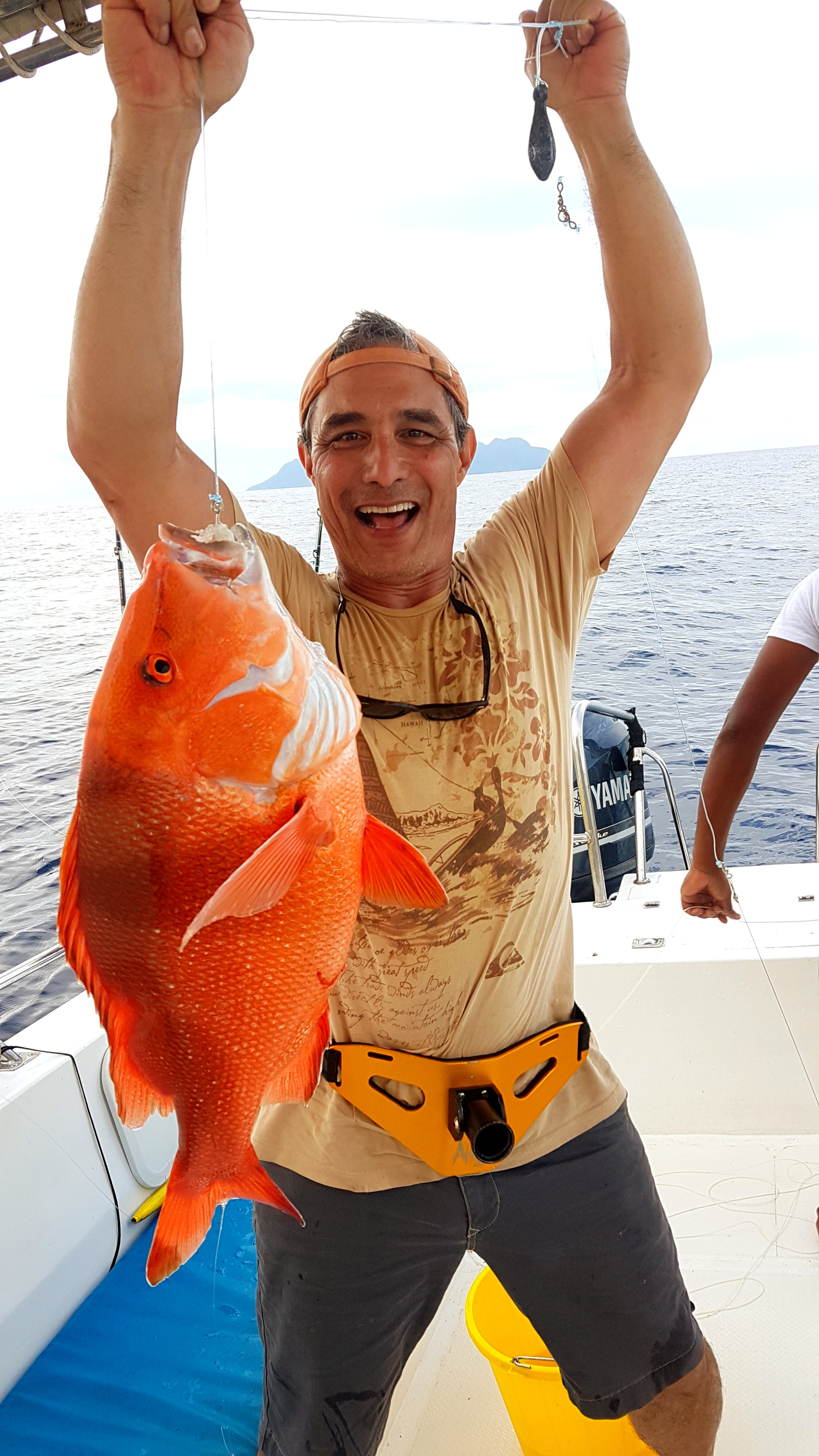 HALF DAY SPORT FISHING