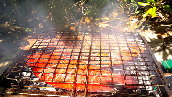 Grill your Catch