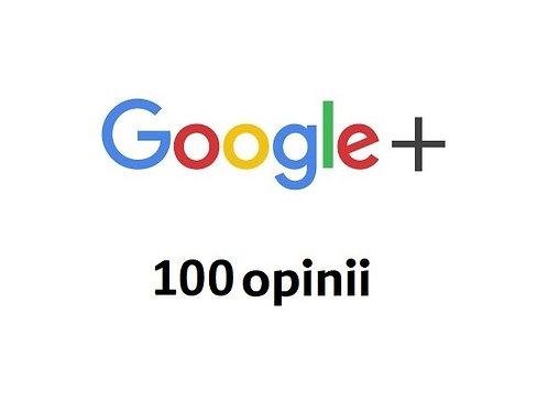 100 OPINII GOOGLE MAPS