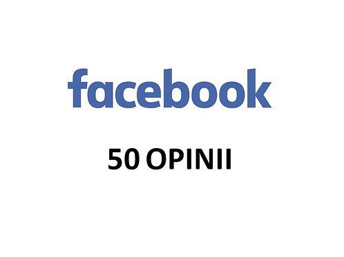 50 OPINII FACEBOOK