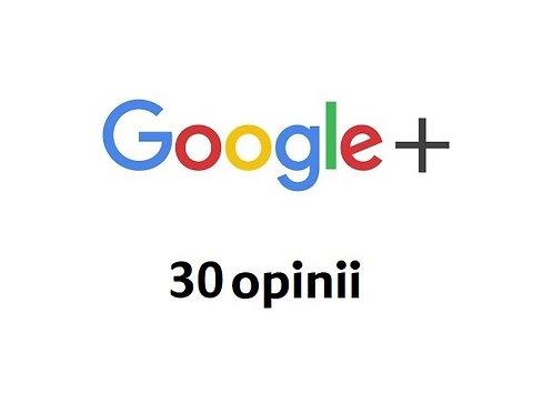 30 OPINII GOOGLE MAPS