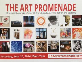 THE ART PROMENADE ... !