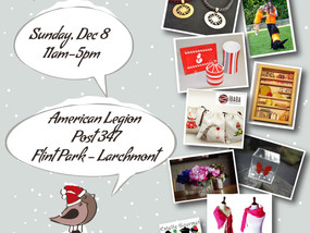 French Holiday Market at Larchmont