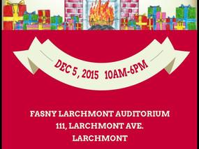 FASNY Holiday Fair 2015
