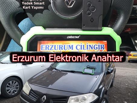 2008 Renault Megane 2 Yedek Smart Kart Yapımı