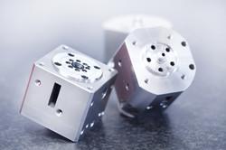 CNC Milled Aluminum Parts │ Aluminum Machining