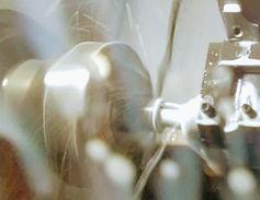 Custom CNC turning on a CNC lathe