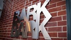 Bark Bark outdoor and indoor signs