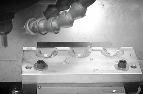 CNC Milling Using a Vice fixture