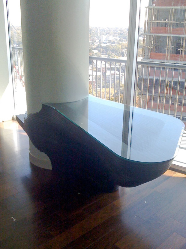 John Gidding Indoor Contextual Table