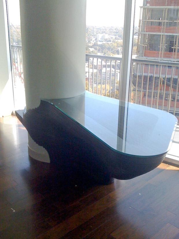John Gidding Indoor Contextual Table