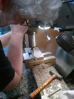 Machine Shop Modified Parts