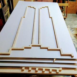 We CNC Cut Very Thin Parts
