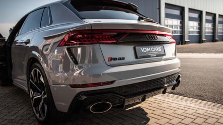 Audi RSQ8 Akrapovic