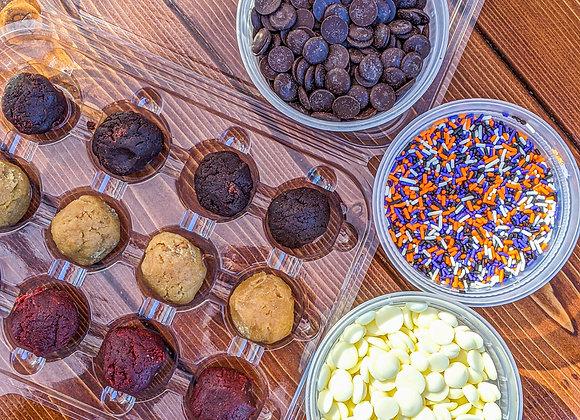 Spooky Cakeballs at Home Kit