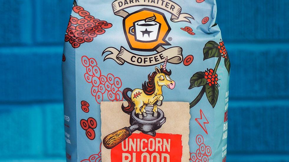 Unicorn Blood Espresso Blend - Dark Matter Coffee