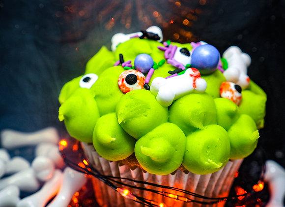 Cauldron Cupcakes (One Dozen)