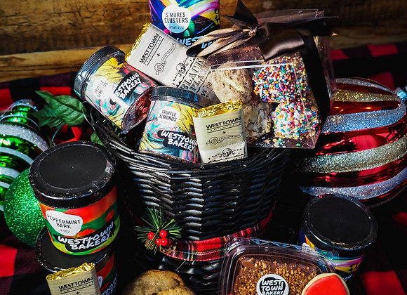 Large WTB Gift Basket