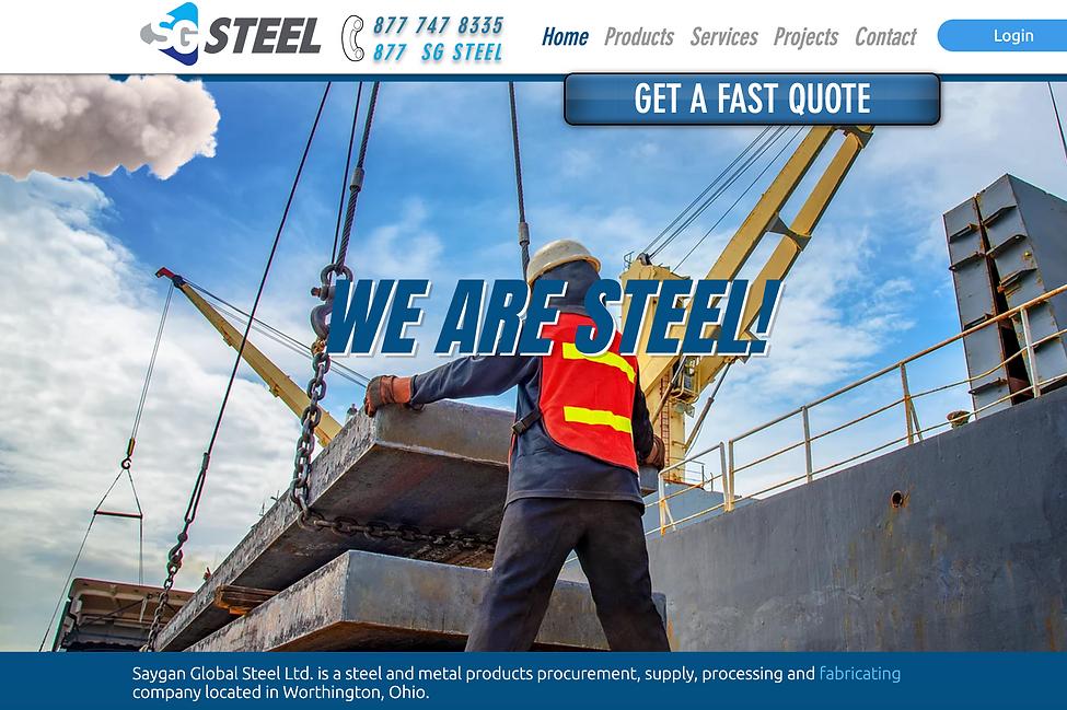 steel supply company