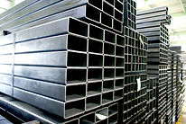 rectangular steel tubes hss