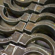 plasma cut steel parts