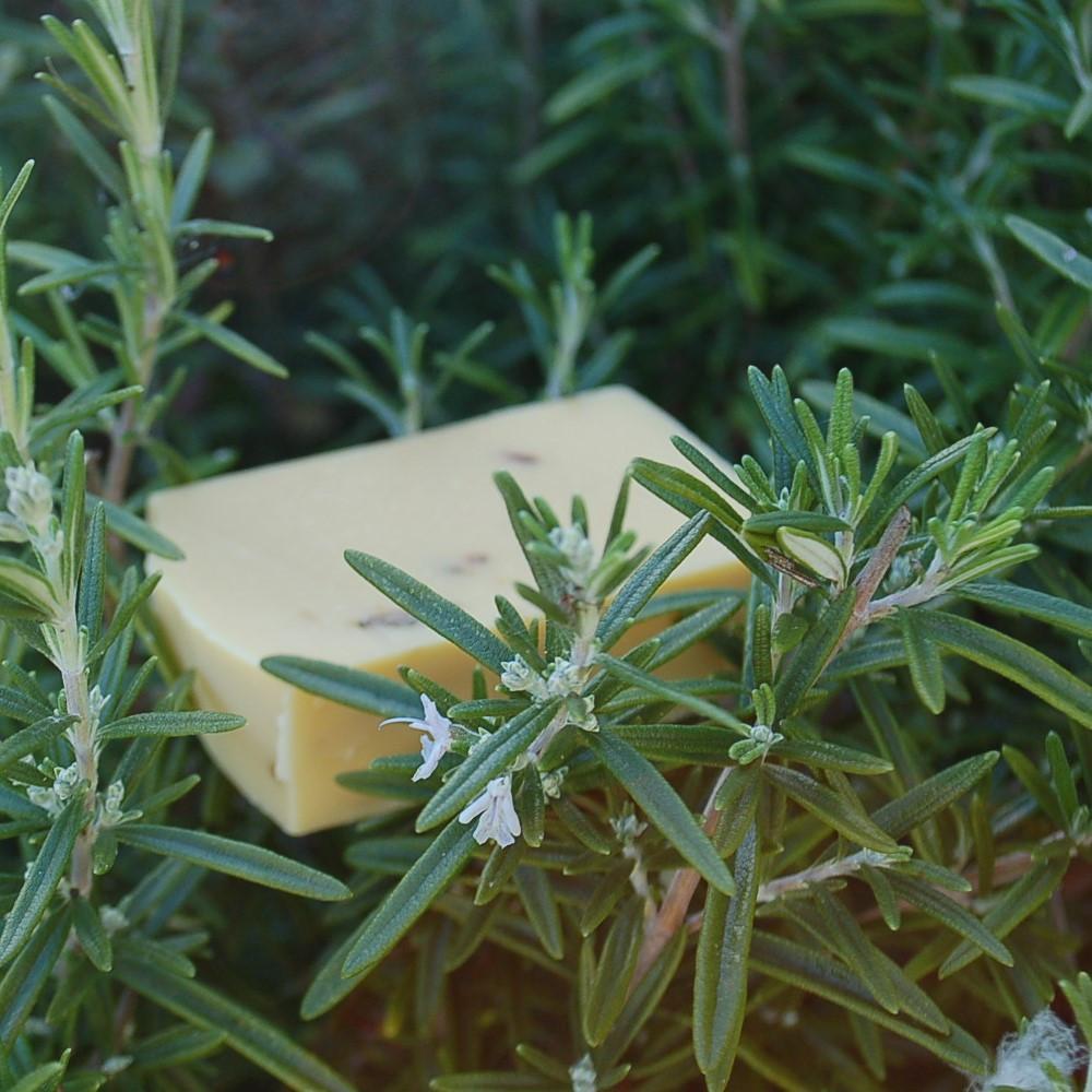 Rosemary Goats Milk Soap