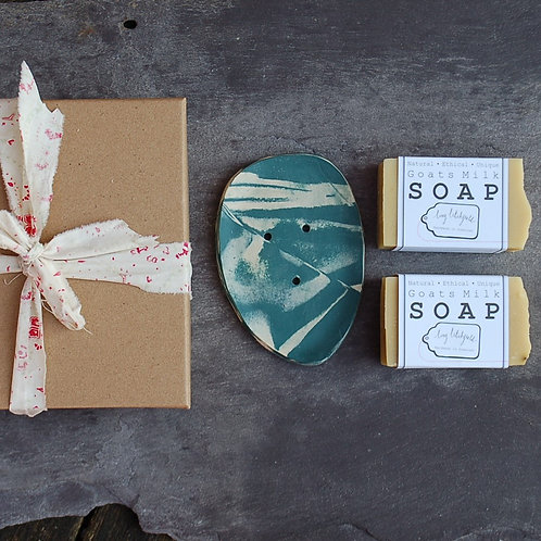 DYLAN Soap Dish Gift Box
