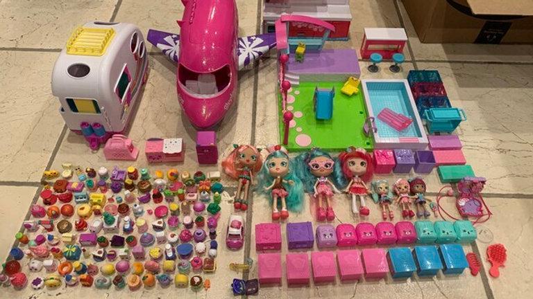 Amazing Set of Shoppies