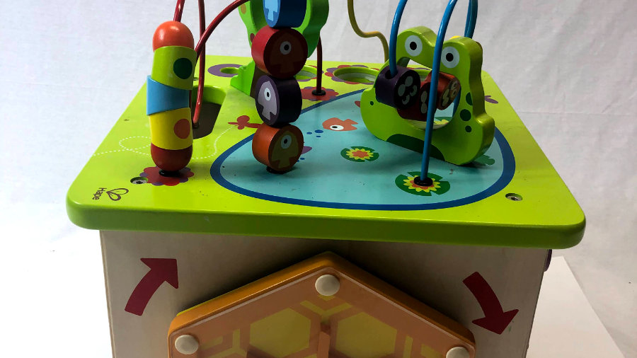 Giant Hape Inhouse Play Structure