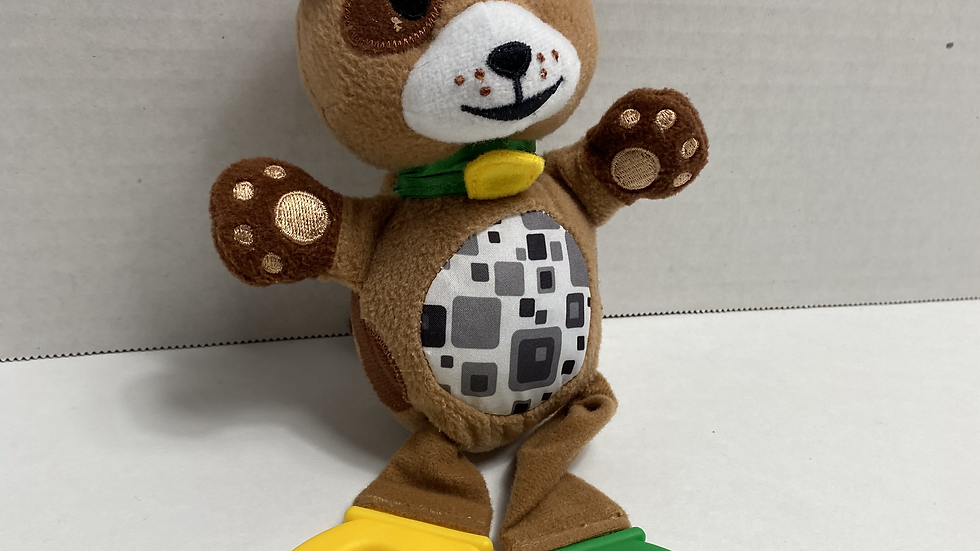 Stuffed Dog Baby Toy