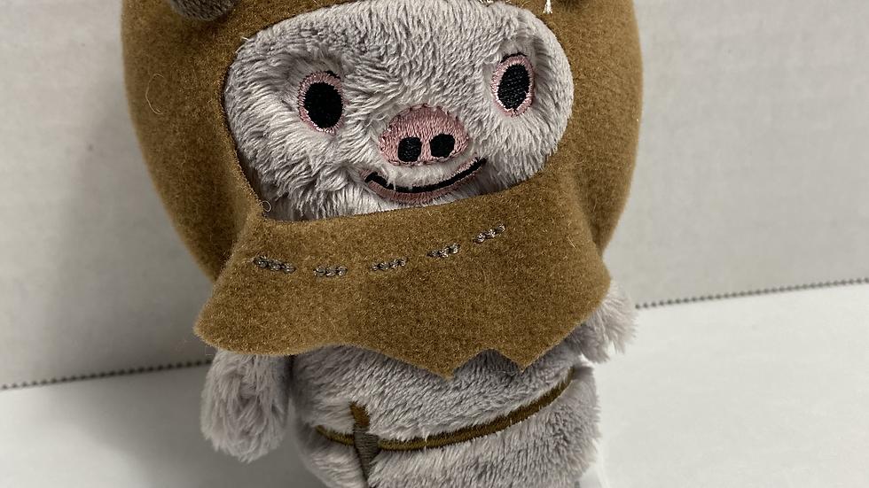 Stuffed Hooded Pig