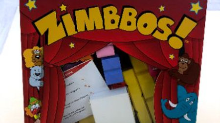 Zimbbos Pyramid Game